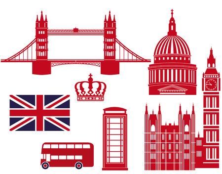 englishman: London landmarks