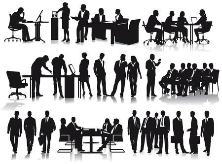 Office のビジネス人々