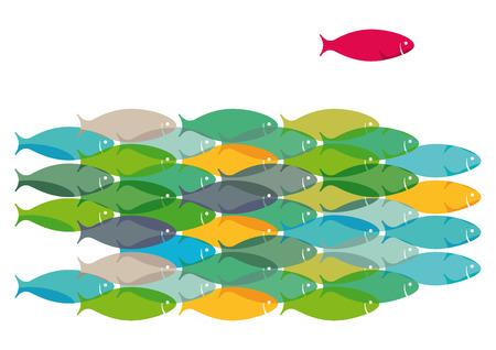 shoal: a shoal of fish