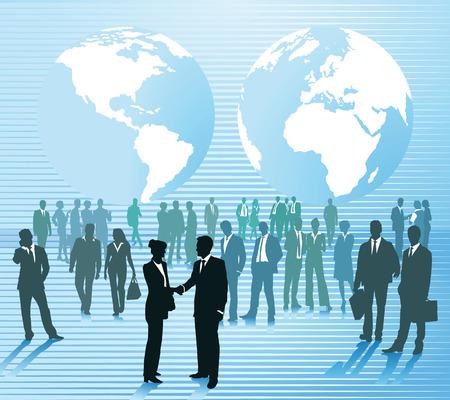 world trade: recepci�n conferencia
