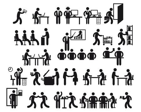 Office Jobs  Vector