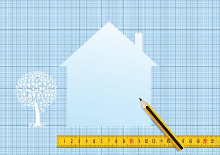 plan maison: Planifier et concevoir la maison