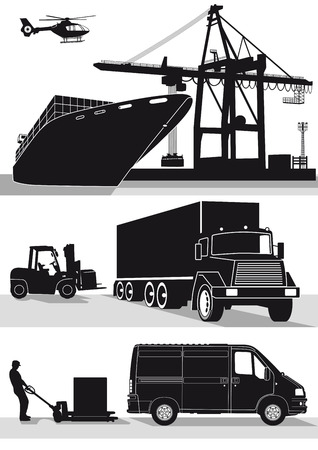 import trade: Transport and forwarding