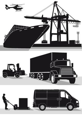 ports: Trasporto e spedizioni