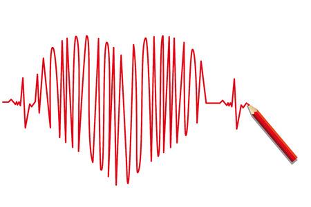 dr: heartbeat concept