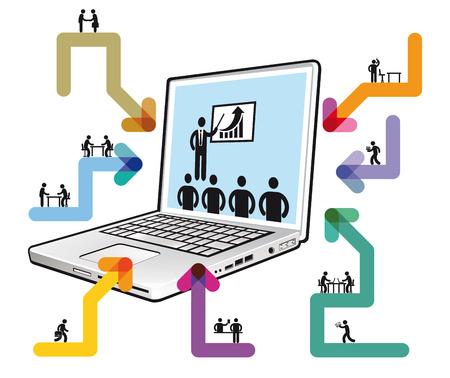 cooperativismo: Comunicación y otra en la oficina