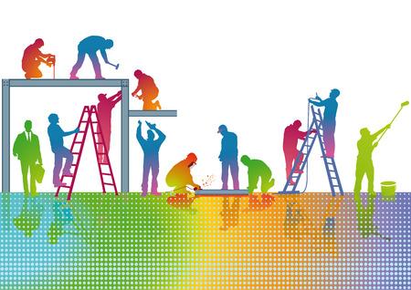craftsmen repair: Craftsman colors