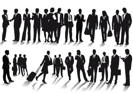 contextual: 26 businessmen