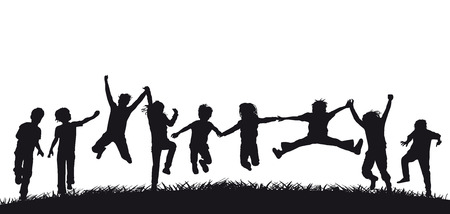 Leuk voor kinderen Stock Illustratie