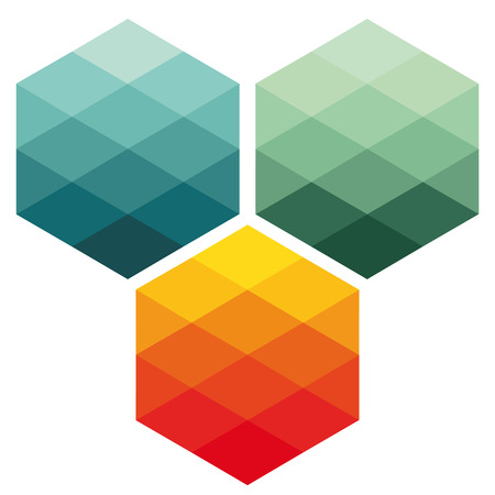 knowledgeable: colorful cube