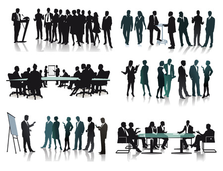 workgroup: Business groups meetings