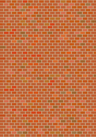 walled: Brick Wall Illustration
