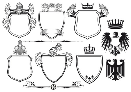 chivalrous: Royal Knights Coat of Arms
