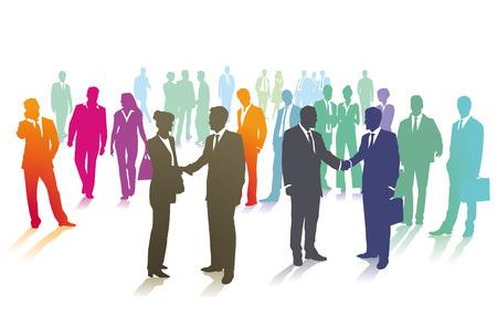 meeting: Meeting salutation