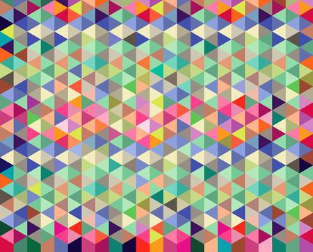 color pattern Vettoriali