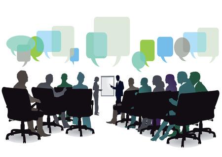 1 and group: Meeting Seminar
