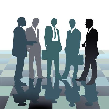 consultancy: Staff meeting