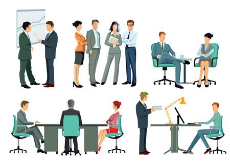 company job: Consulting, development, appreciation