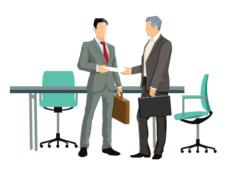 concur: business concept in agreements, corporation, contracts, partnership