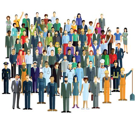 sociable: Sociable population