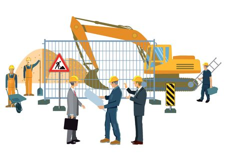 construction projects: road project