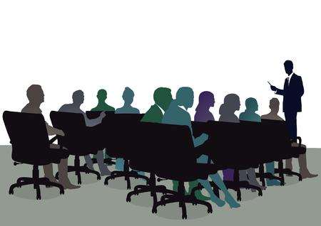 informing: Training seminar, Informing