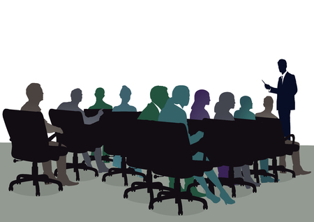 coworker: Training seminar, Informing