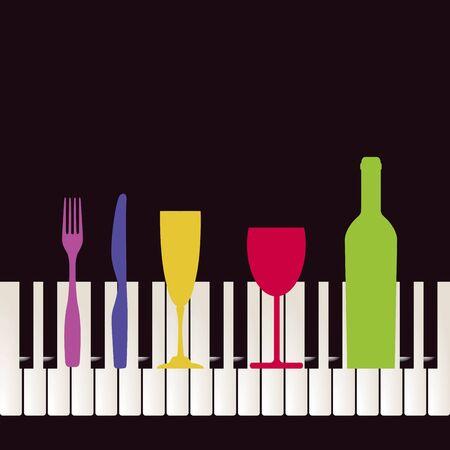 Pianobar evenement