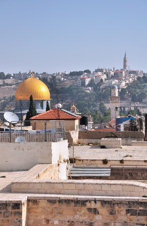 Jerusalem lanes and alleys. Israel Stock Photo - 18268812