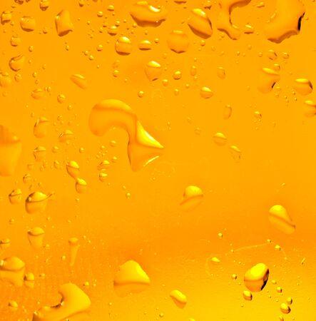 Freshness gold color beer. shot in studio photo