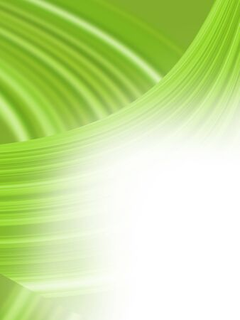 Green background illustration with high detail.  Stock Illustration - 10744396