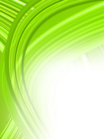 Green background illustration with high detail. Stock Illustration - 10906054