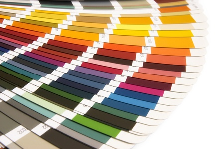 descriptive colours: open RAL sample colors catalogue