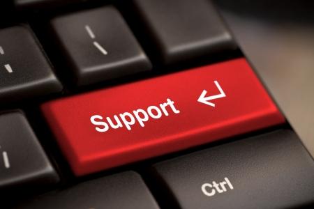 accessibilit�: un rosso tasto Invio supporto
