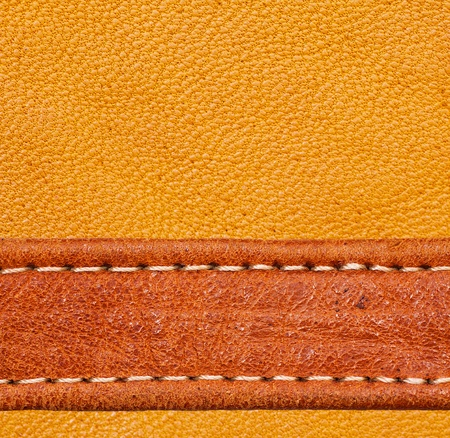 A brown leather texture  high resolution  Stock Photo - 13293360