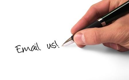 nib: Fountain pen writing Email Us