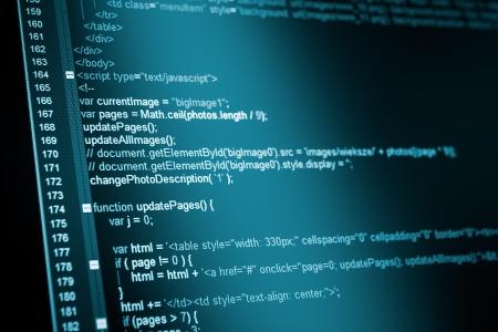 javascript: Programa de c?digo en un monitor