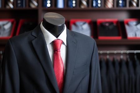male mannequin: men