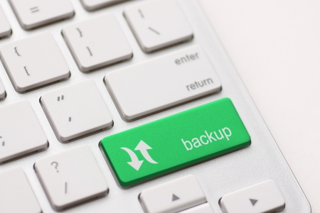 geen: Backup Computer Key In geen For Archiving And Storage
