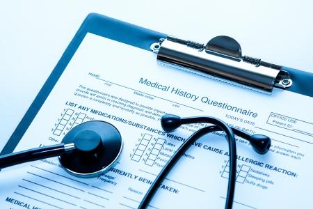 historia clinica: Concepto m?dico