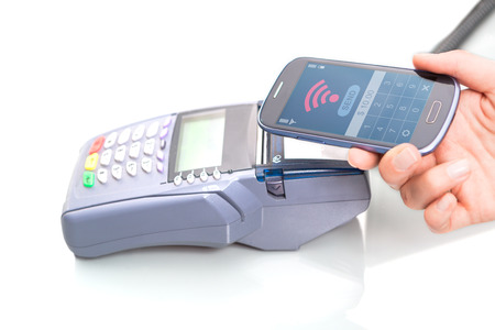 nfc: NFC - Near field communication, mobile payment