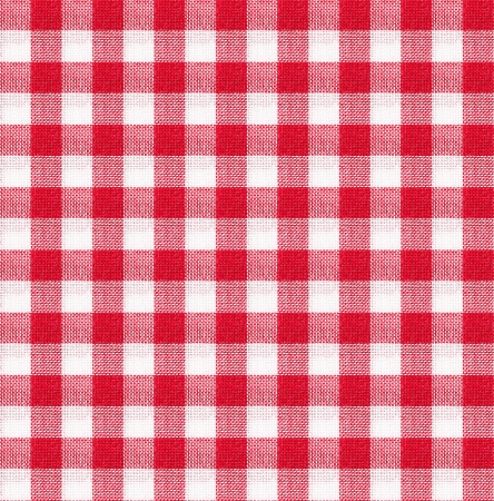 red and white tablecloth italian style texture wallpaper photo