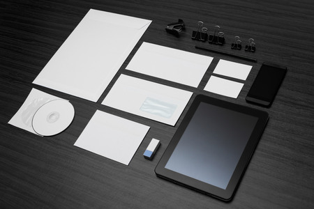 Template business for branding identity  photo