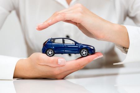 schutz: Schutz der Auto Business-Konzept