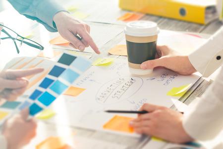 Brainstorming Brainstorm Business People Design Planning Stock Photo