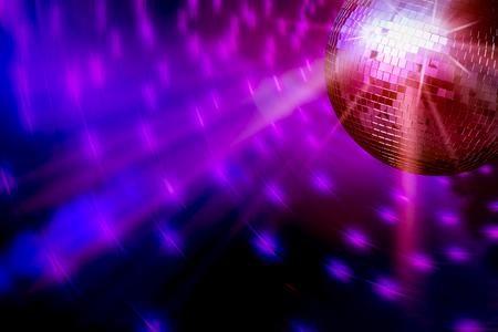 ディスコ ボール バック グラウンド スペース背景光 discoball ナイトクラブ デザイン グラフィック コンセプト - ストック イメージ