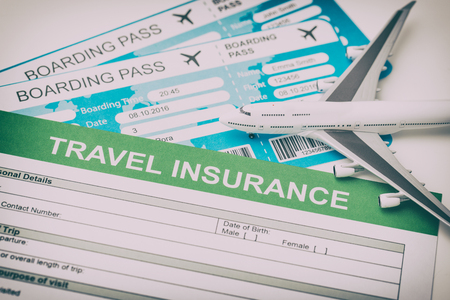 Travel Agent Ticket Safe Plan Trip Holiday Model Insurance Money