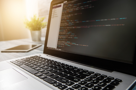 개발자 개발 웹 코드 기술 코딩 프로그램 프로그래밍 HTML 화면 스크립트 인터넷 직업 사전 통신 직업 정체성 개념 - 재고 이미지 스톡 콘텐츠 - 74151794