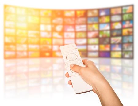 television tv stream smart broadcast video network photo