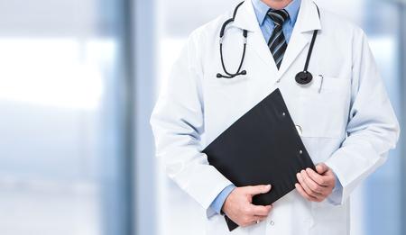 clínica doctoring médico de medicina cardiólogo fondo de salud del paciente concepto - Imagen